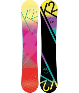 K2 GB Pop Snowboard 154