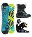 K2 Mini Turbo Snowboard w/ Mini Turbo Boot/Binding - thumbnail 1