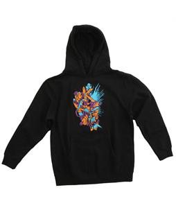 K2 Groms Pullover Hoodie Black