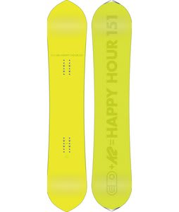 K2 Happy Hour Snowboard 151