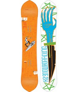 K2 Happy Hour Snowboard 157
