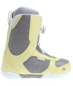 K2 Haven Snowboard Boots Yellow