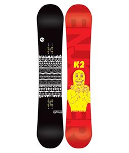 K2 Hit Machine Enjoyer Snowboard 155