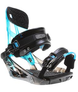 K2 Hurrithane Snowboard Bindings Black