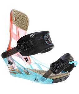 K2 Hurrithane Snowboard Bindings Dang