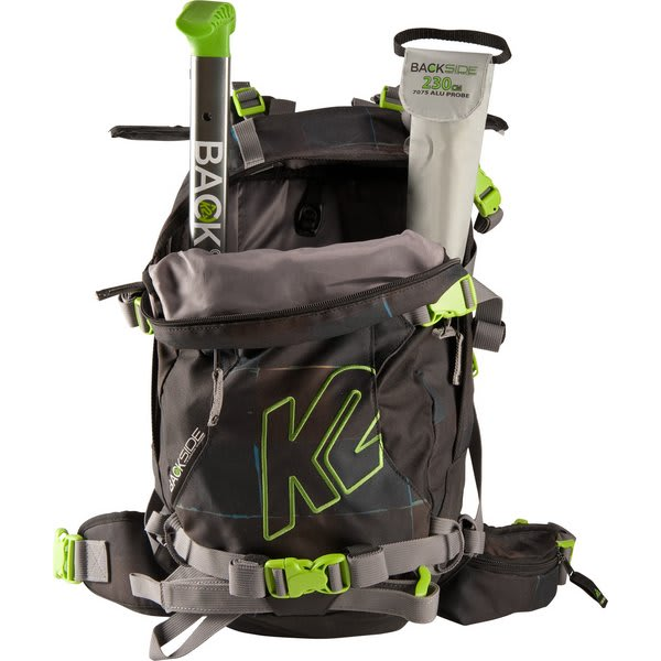 K2 Hyak Kit Black/Green