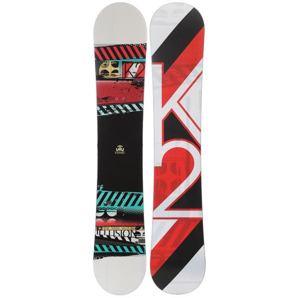 K2 Illusion Wide Snowboard