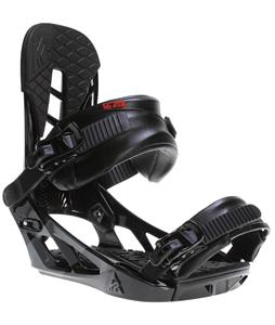 K2 Indy Snowboard Bindings Black