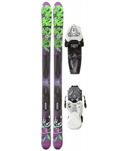 K2 Indy Skis w/ Marker Fastrack 2 7.0 Bindings