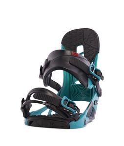 K2 Indy Snowboard Bindings Teal