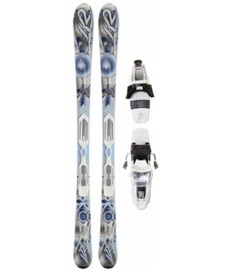 K2 Inspire Luv LT Skis w/ Marker ERP 10.0 Bindings