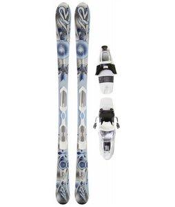 K2 Inspire Luv LT Skis w/ Marker ERP 10.0 Bindings