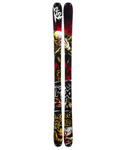 K2 Iron Maiden Skis