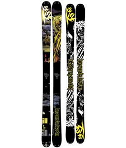 K2 Iron Maiden Revival Skis