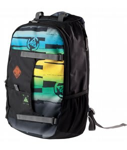 K2 Jefferson Backpack Colorbar