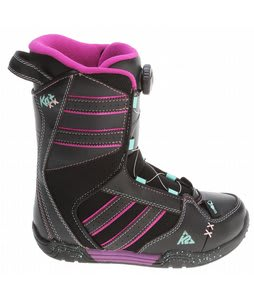 K2 Kat BOA Snowboard Boots Black
