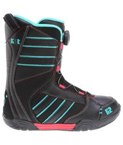 K2 Kat Snowboard Boots Black