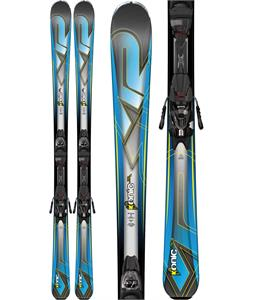 K2 Konic 76 Skis w/ Marker M2 10 Bindings