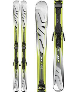K2 Konic 78 TI Skis w/ Marker M3 10 Q Bindings