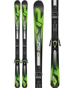 K2 Konic 78 Ti Skis w/ Marker M3 10 Bindings