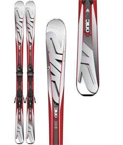 K2 Konic 75 Skis w/ Marker M2 10 Bindings