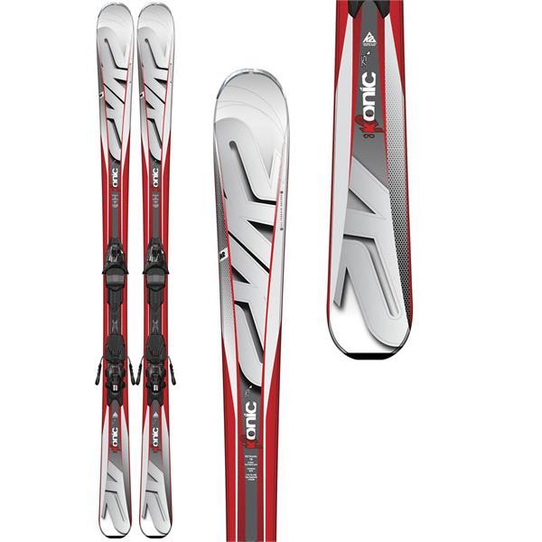 K2 Konic 75 Skis w/ Marker M2 10 Bindings