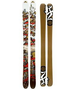 K2 Kung Fujas Skis