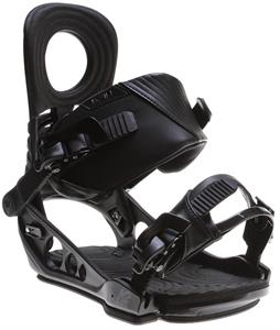 K2 Lien AT Snowboard Bindings Black