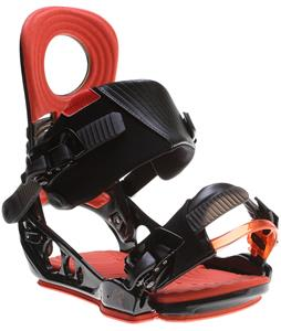 K2 Lien FS Snowboard Bindings Black