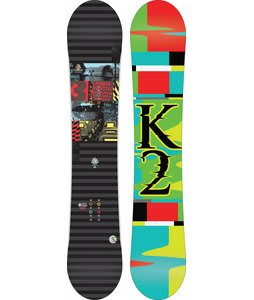 K2 Lifelike Snowboard 152