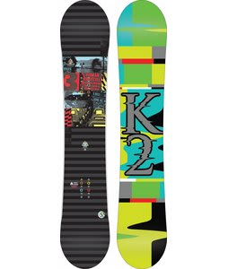 K2 Lifelike Snowboard 155