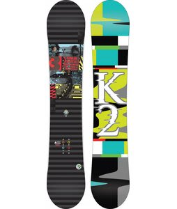 K2 Lifelike Snowboard 158