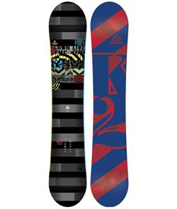 K2 Lifelike Snowboard 161