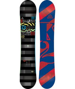 K2 Lifelike Wide Snowboard 163