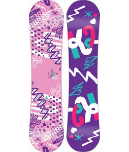 K2 Lil Kandi Girl's Snowboard 110