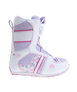 K2 Lil Kat Snowboard Boots White