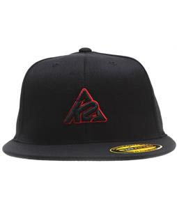 K2 Branded Logo Flex Fit Cap Black
