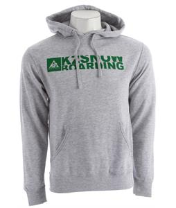 K2 Logo Pullover Hoodie Athletic Heather