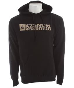 K2 Logo Pullover Hoodie Black
