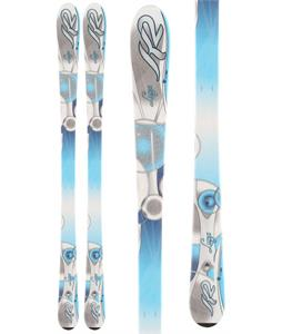 K2 Luna Skis