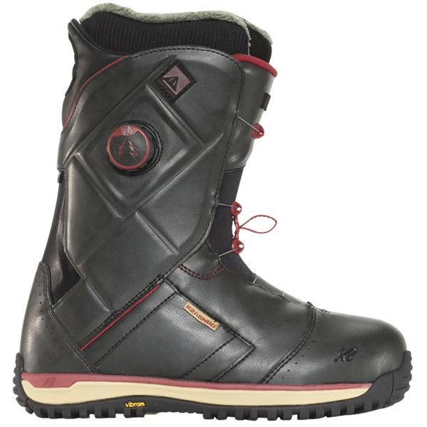K2 Maysis + Snowboard Boots