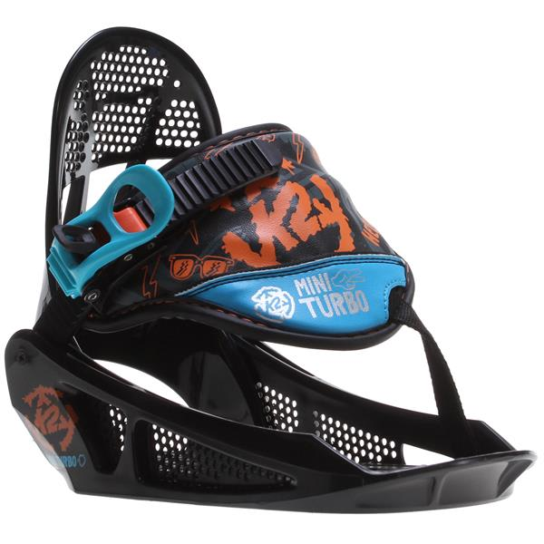 K2 Mini Turbo Snowboard Bindings