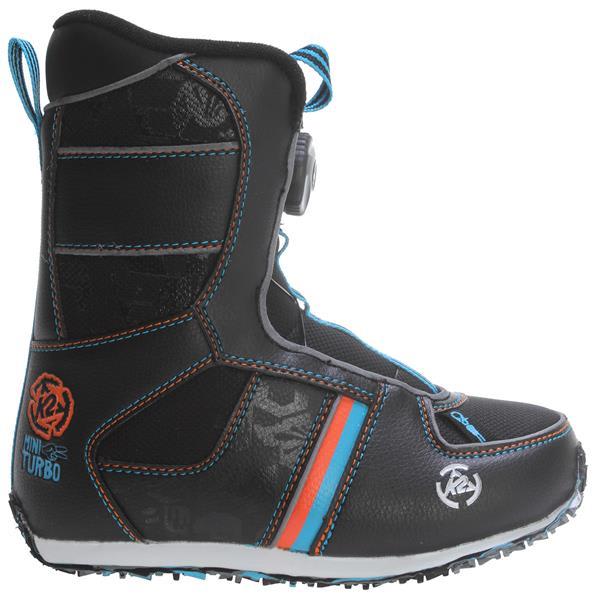 K2 Mini Turbo Snowboard Boots