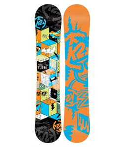 K2 Mini Turbo Snowboard