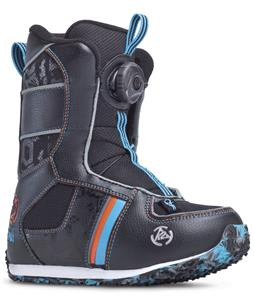 K2 Mini Turbo Snowboard Boots Black