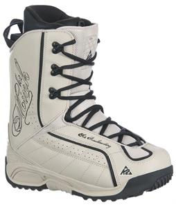 K2 Mink Snowboard Boots Pearl