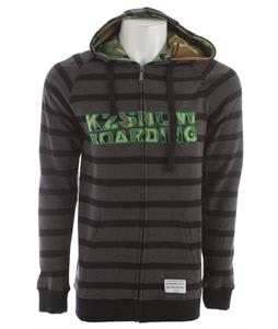 K2 Mischief Mobber Hoodie Black Heather