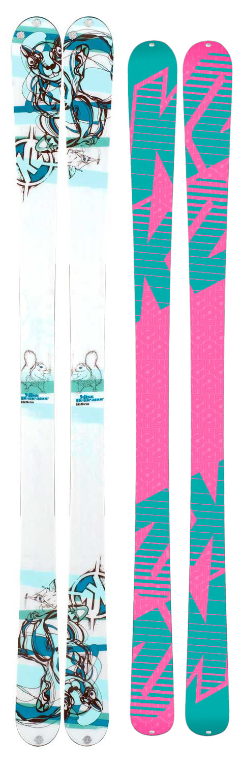 K2 Missdemeanor Skis 169
