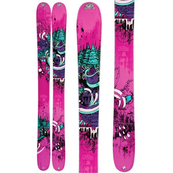 K2 Missdirected Skis