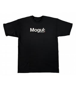 K2 Mogul T-Shirt Black